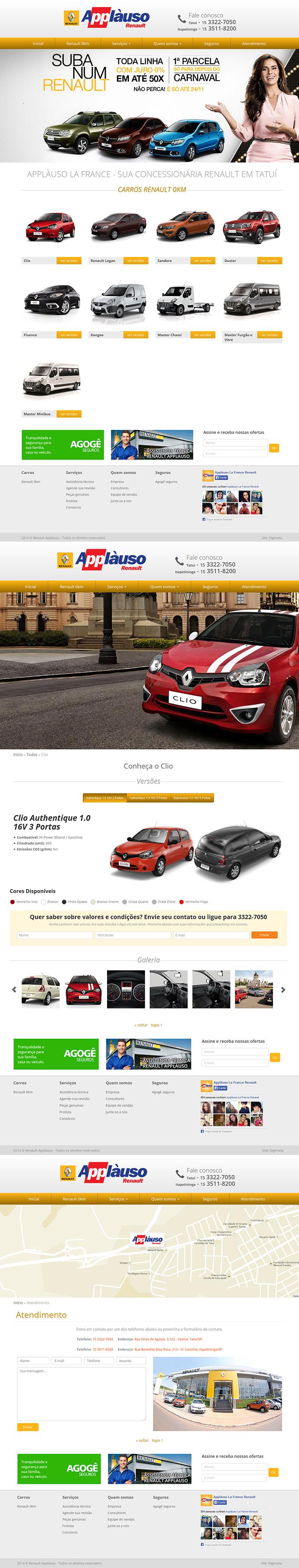 Renault Applàuso