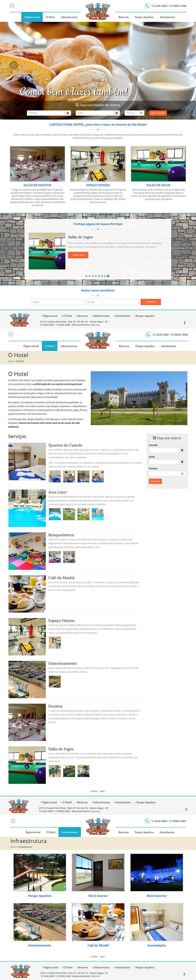 Castelo Park Hotel