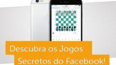 Descubra os Jogos Secretos do Facebook Messenger!