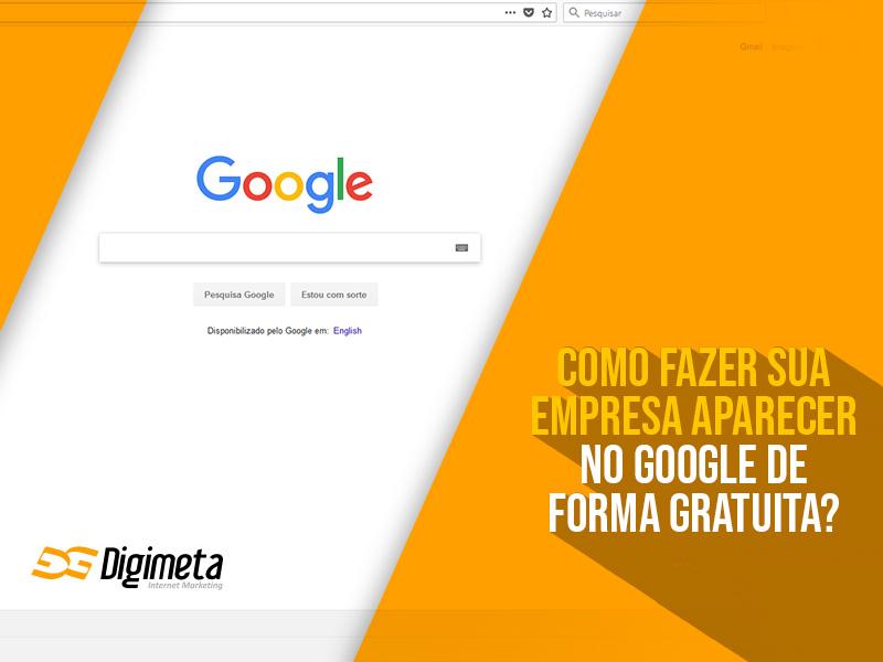 Como aparecer no Google Meu Negócio pode ajudar a minha empresa?