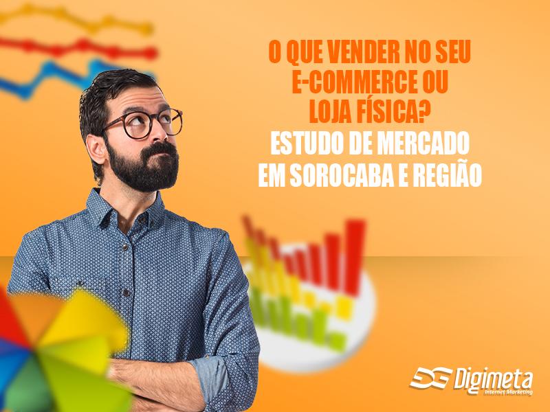 Um estudo de mercado é uma ótima estratégia para descobrir as tendências do mercado e saber o que vender no seu e-commerce ou loja física