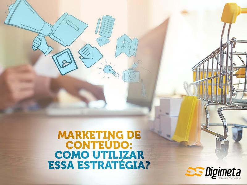 Descubra como atrair clientes com estratégias de Marketing de Conteúdo!